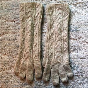 100% Cashmere Portolano Gloves